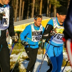 Skiing 90 km - Fredrik Lundberg (7466)