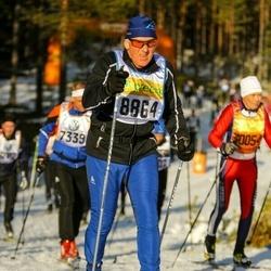 Skiing 90 km - Armin Föllmi (8864)