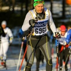 Skiing 90 km - David Lindeskär (6963)