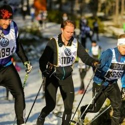 Skiing 90 km - Henrik Wireklint (11104)