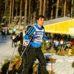 Skiing 90 km - Axel Gyllenkrok (14997)