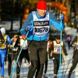 Skiing 90 km - Andreas Eriksson (10678)