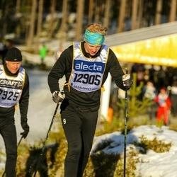 Skiing 90 km - Fredrik Johannesson (12905)