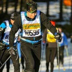Skiing 90 km - Christian Lilja (10595)