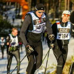 Skiing 90 km - Christian Thunberg (9018)