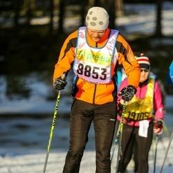 Skiing 90 km - Daniel Larsson (8853)