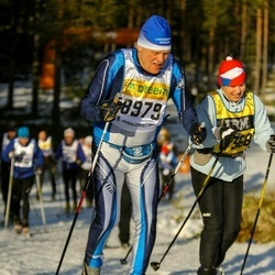 Skiing 90 km - Anders Johnsson (8979)