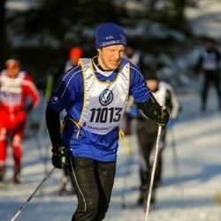 Skiing 90 km - David Paulsson (11013)