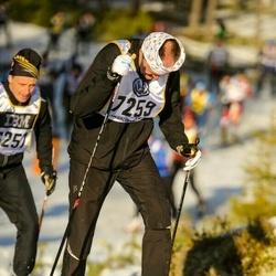 Skiing 90 km - Henrik Rydberg (7259)