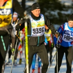 Skiing 90 km - Daniel Skoogh (9396)