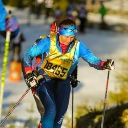 Skiing 90 km - Carin Wilhelmsson (18465)