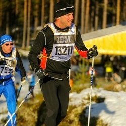 Skiing 90 km - Fredrik Malmberg (13211)