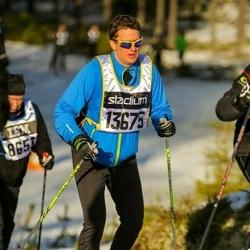 Skiing 90 km - Daniel Vårdstedt (13675)