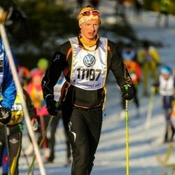 Skiing 90 km - Ain Allas (11187)