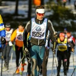 Skiing 90 km - Christian Sjöstedt (15054)