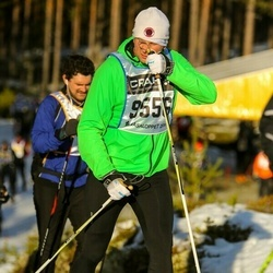 Skiing 90 km - Andreas Ekdahl (9556)