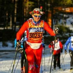 Skiing 90 km - Rune Johansson (30237)