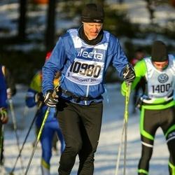 Skiing 90 km - Henrik Ljungberg (10980)