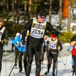 Skiing 90 km - Zdenek Mika (7594)