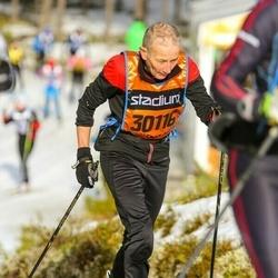 Skiing 90 km - Jan-Åke Rosenqvist (30116)