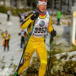 Skiing 90 km - Dominik Vesely (9952)