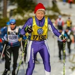 Skiing 90 km - Eivor Johansson (17136)