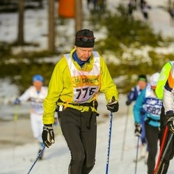 Skiing 90 km - Christer Wessberg (7785)