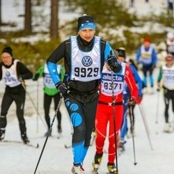 Skiing 90 km - Bretislav Kuchyna (9929)