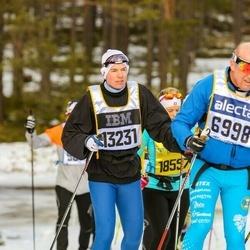 Skiing 90 km - Eirik Skøien (13231)