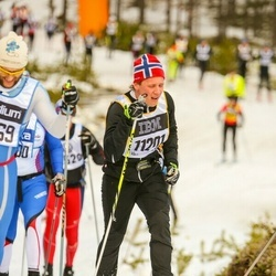 Skiing 90 km - Christian Salomonsen (11201)