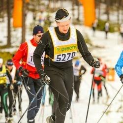 Skiing 90 km - Axel Rällfors (5270)