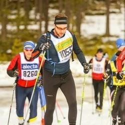 Skiing 90 km - Henrik Johansson (10532)