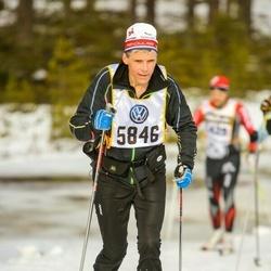 Skiing 90 km - Asbjørn Jørgensen (5846)