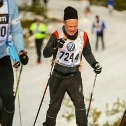 Skiing 90 km - Anders Olofsson (7244)