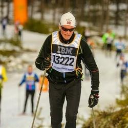 Skiing 90 km - Ditlef Meyer Jacobsen (13222)
