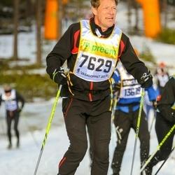 Skiing 90 km - Jean Hamberg (7629)