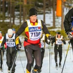 Skiing 90 km - Henrik Magnusson (7130)