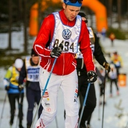 Skiing 90 km - Albin Grahn (8494)