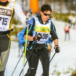 Skiing 90 km - David Lindgren (14508)