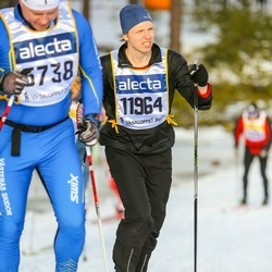 Skiing 90 km - Emil Andersson (11964)