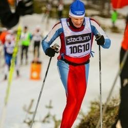 Skiing 90 km - Anders Helander (10610)
