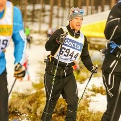 Skiing 90 km - Björn Andersson (6944)