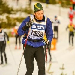 Skiing 90 km - Alex Karlsson (11838)