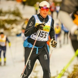 Skiing 90 km - Henrik Froböse (8855)