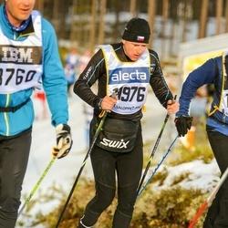 Skiing 90 km - Ales Skoda (11976)