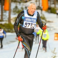 Skiing 90 km - Asgeir Kristjansson (9732)
