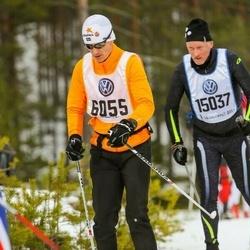 Skiing 90 km - Jarmo Rantakokko (6055)