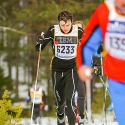 Skiing 90 km - Fredrik Unger (6233)