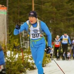 Skiing 90 km - Hugo Staveli (13173)