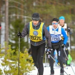 Skiing 90 km - Carina Enqvist (19275)